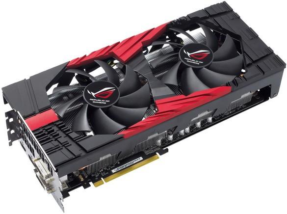 ASUS ROG MARS II: GeForce GTX 580 с индивидуальным номером