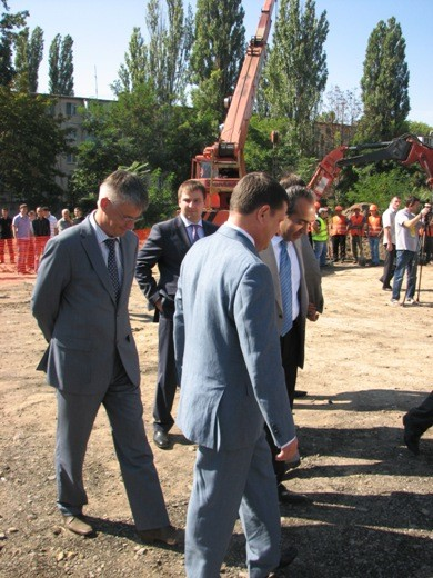 Костусев «заложил» одесскую клинику