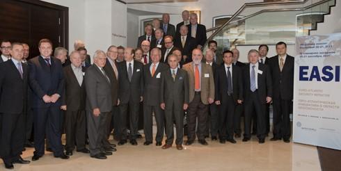 В Киеве завершилось полное совещание EASI