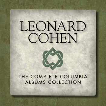 Знаменитый Леонард Коэн делает бокс-сет из собственных альбомов