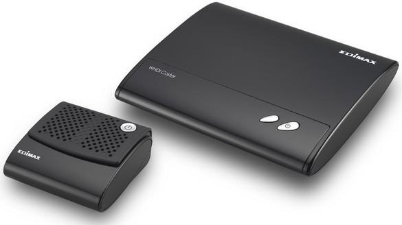 WD-1000TR WHDI Caster: беспроводное HD-видео до 3 Гбит/с!