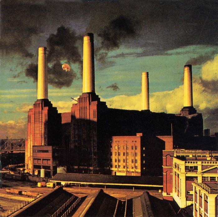 В честь Pink Floyd над Лондоном взлетит надувная хавронья