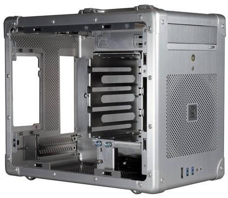 PC-TU200: сбалансированный вариант передвижного Мини Tower