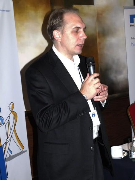 Пресс-конференция NetApp Innovation