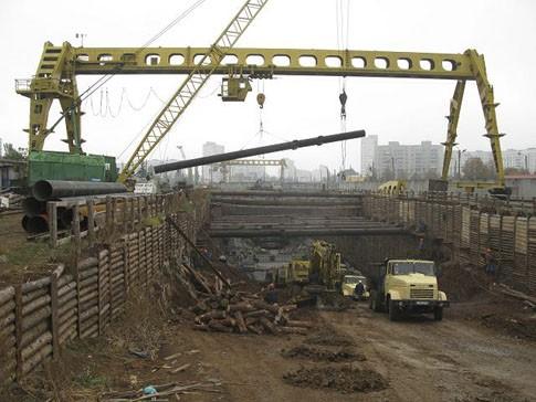 В Харькове вновь начали создавать установку метро «Победа»