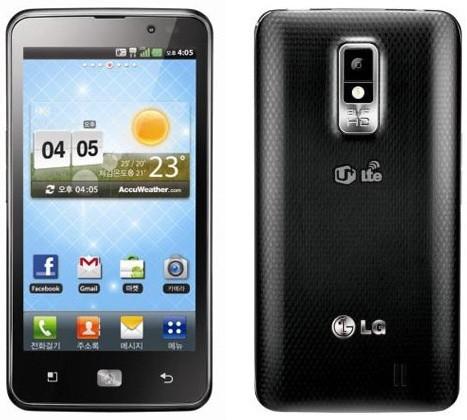 Оптимус LTE: HD-смартфон для сетей 4G