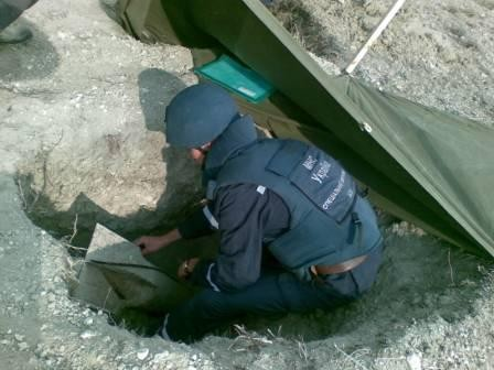 В Керчи обнаружили бомбу пор Первой мировой войны