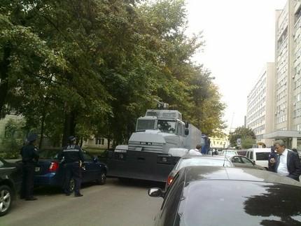 Полиция сделала «сюрприз» для союзников Тимошенко