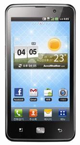 Первый HD-смартфон LG Optimus LTE поступил в продажу