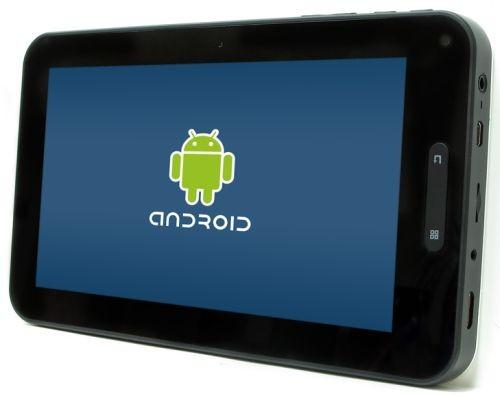 «Навигатор» презентовал парочку новых планшетов ImPAD