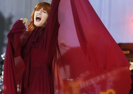 Билеты на концерт Florence + The Machine раскупили за минуту