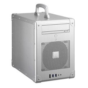 PC-TU200: специальный корпус для небольшого переносного ПК