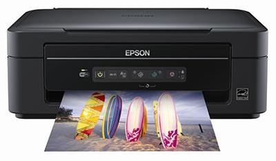 Epson Stylus SX235W: бережливость места и денежных средств