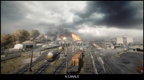 ФОТО: Battlefield 3: общий перечень мультиплеерных карт
