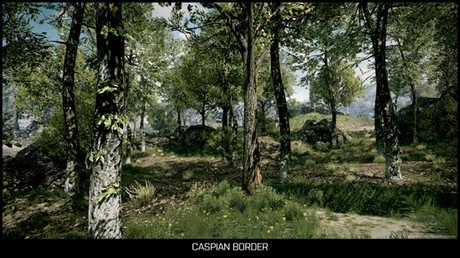 ФОТО: Battlefield 3: полный список мультиплеерных карт