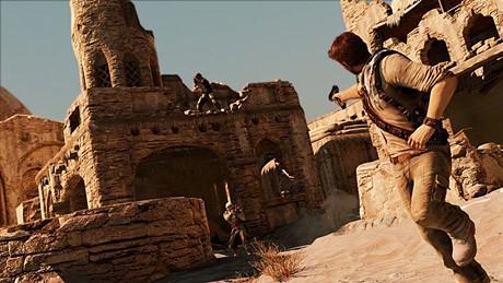 Uncharted 3 получила первую оценку 9.9 из 10!