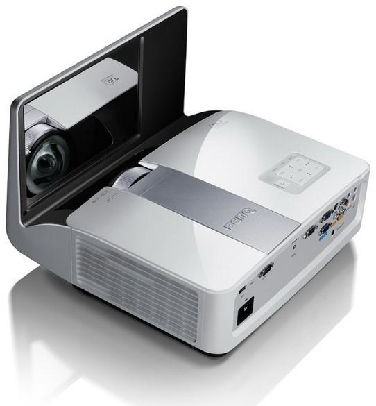 BenQ MX850UST: интеллектуальные и экологически чистые диалоговые проекторы