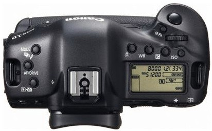 Canon EOS-1D X: Флагманская камера с портом Gigabit Ethernet