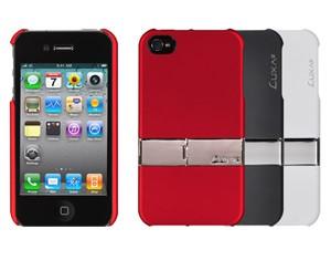 Свежие чехлы и крепежи для Айфон 4С от Luxa2