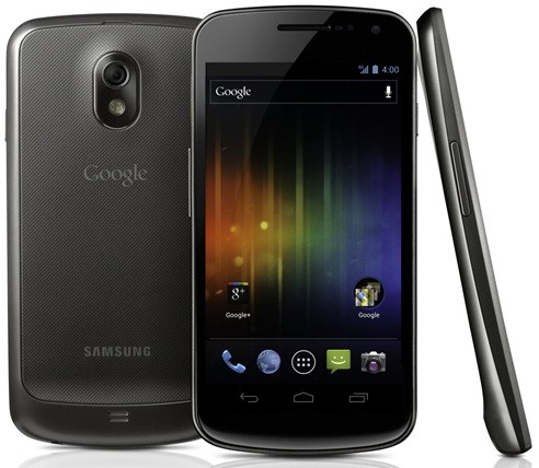 Galaxy Nexus: смартфон на Android 4.0 с HD Super AMOLED