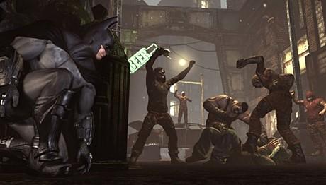 Пресс релиз Batman: Arkham City для ПК вновь отменен