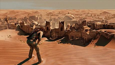 Харрисон Ford стал лицом маркетинговой кампании Uncharted 3