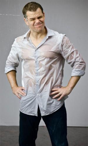 Мэтт Деймон определился с режиссерским дебютом