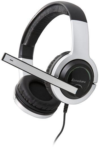 Stereo headset HS-334UV: новая виброгарнитура для геймеров