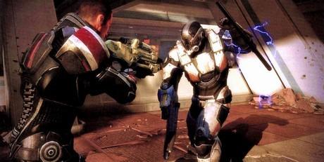 В январском демо Mass Effect 3 будет сингл и мультиплеер