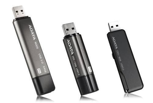 ADATA выпустила супер-производительные флешки USB 3.0