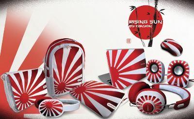 Canyon Rising Sun: серия девайсов в японском образе