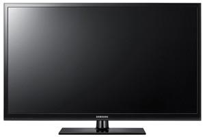 «Самсунг» продемонстрировала плазменные телеприемники серии D450