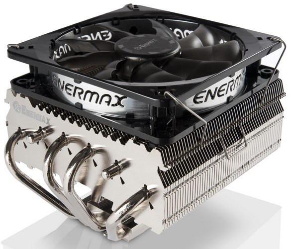 ETD-T60: супер-производительные Down-Flow кулеры для ЦПУ
