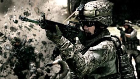 Nvidiа продемонстрировала спецдрайвера для Battlefield 3
