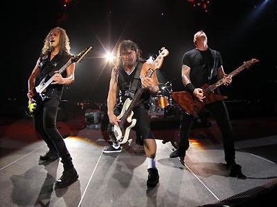 Metallica желает снять 3D-фильм