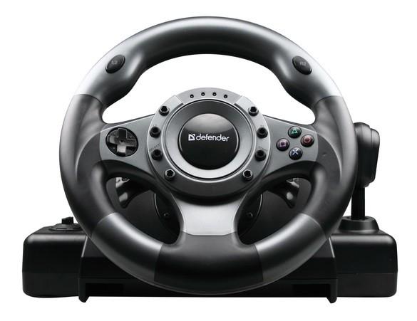 Forsage Drift PRO: чудо-руль с поворотом на 270 C