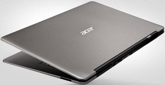 Ультрабук Acer Aspire S3 с Intel Core i7 и SSD на 240 Гб