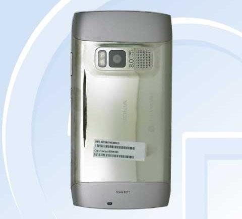 Нокия 801T на Symbian^3