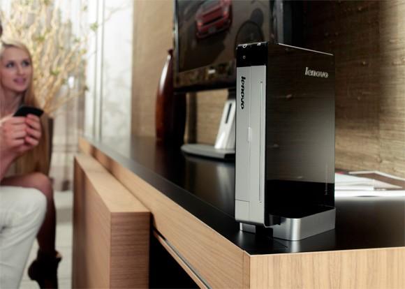 Lenovo объявила малогабаритную комп-систему IdeaCentre Q180