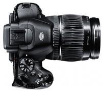 Fujifilm продемонстрировала свежую камеру X-S1