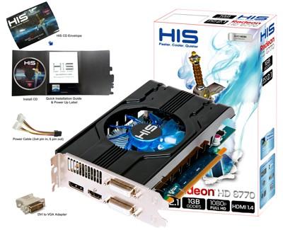Radeon HD 6770 с укороченной печатной платой и кулером