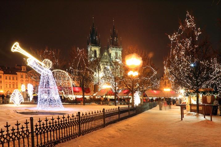 5 самых лучших новогодних ярмарок в Европе