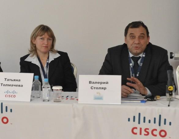 Cisco Expo 2011: Инфотехнологии в здравоохранении