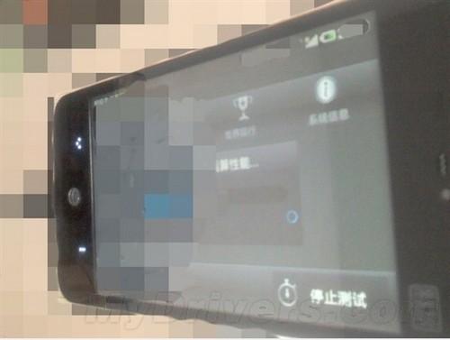Meizu MX: клавиша Хоум трансформировалась в зрительный трекпад