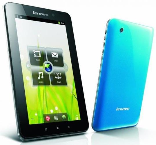 Стартовали поставки планшетника Lenovo IdeaPad A1 в Европу