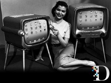 Телеприемники Эпл iTV выйдут с дорожками Sharp