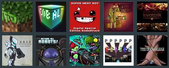 10 саундтреков из инди-игр за 1 доллар
