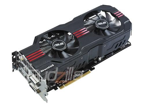 "Громоздкая"" модификация GeForce GTX 560 Ti с 448 ядрами CUDA"