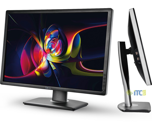 Осмотр Dell UltraSharp U2412М