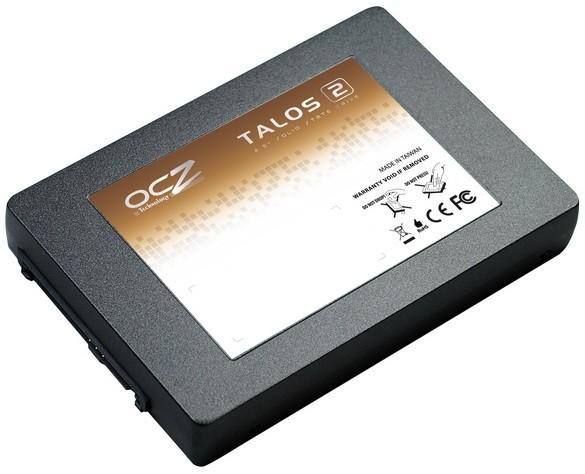"""Talos 2: коллективный 2,5"""" SSD до 1 Тбайт с SAS 6G"""